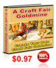 Thumbnail A Craft fair Goldmine