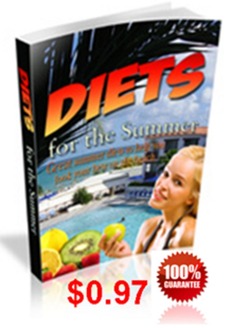 Product picture Summer Diets