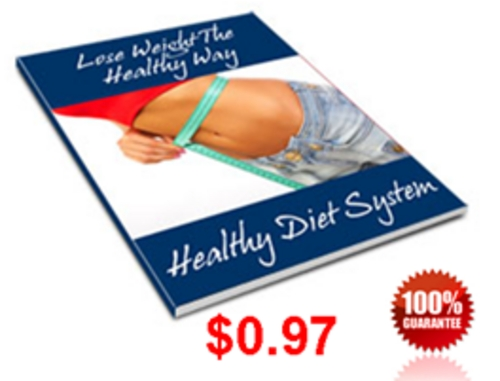 Product picture Healthy Diet System