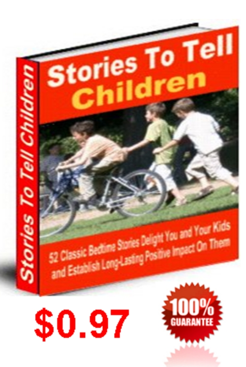 Product picture Stories to Tell Children - Stories Included