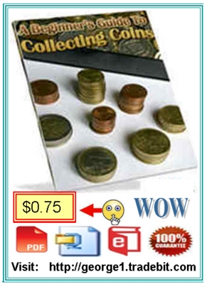Product picture A Beginners Guide To Collecting Coins
