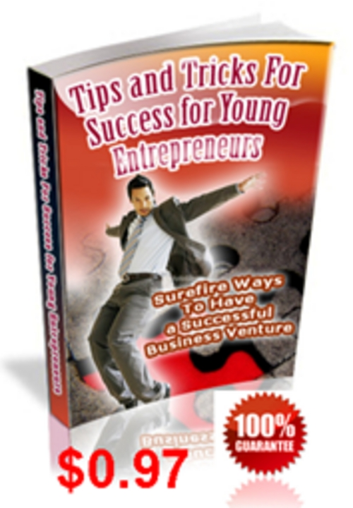 Product picture Success for Young Entrepreneurs