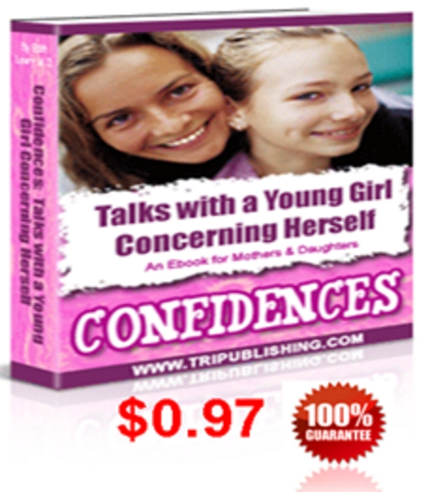Product picture Confidences Talks With a Young Girl Concerning Herself