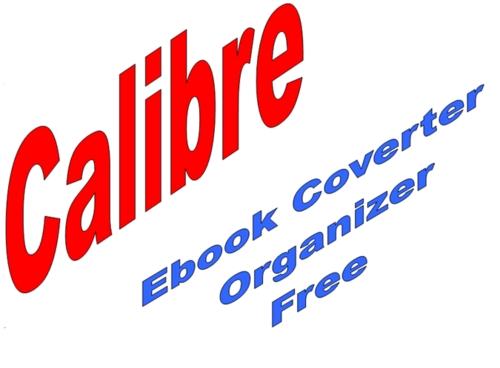 Product picture Calibre - Free  Ebook Converter Organizer